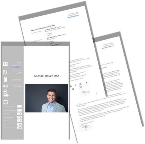 die Businesscoach Pimp your CV!